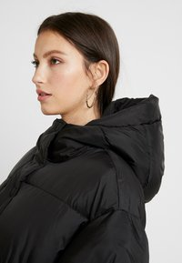 Nly by Nelly - BELTED PUFFER JACKET - Giacca invernale - black - 3