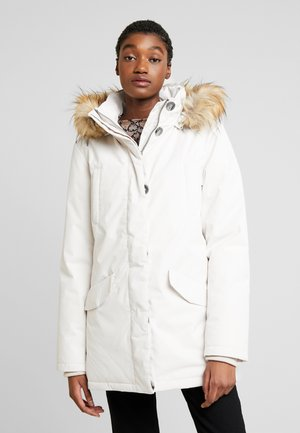 GRAND - Zimní kabát - white