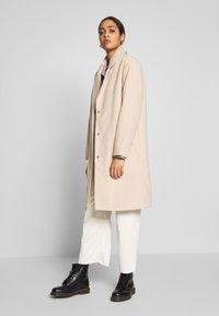 Nly by Nelly - EASY STRAIGHT COAT - Abrigo - beige - 1