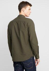 Nerve - NEBARTEL SHIRT - Camicia - dark olive - 2