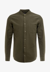 Nerve - NEBARTEL SHIRT - Camicia - dark olive - 4