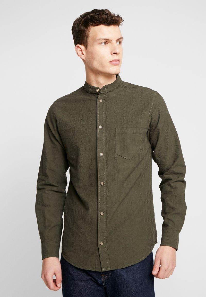 Nerve - NEBARTEL SHIRT - Camicia - dark olive