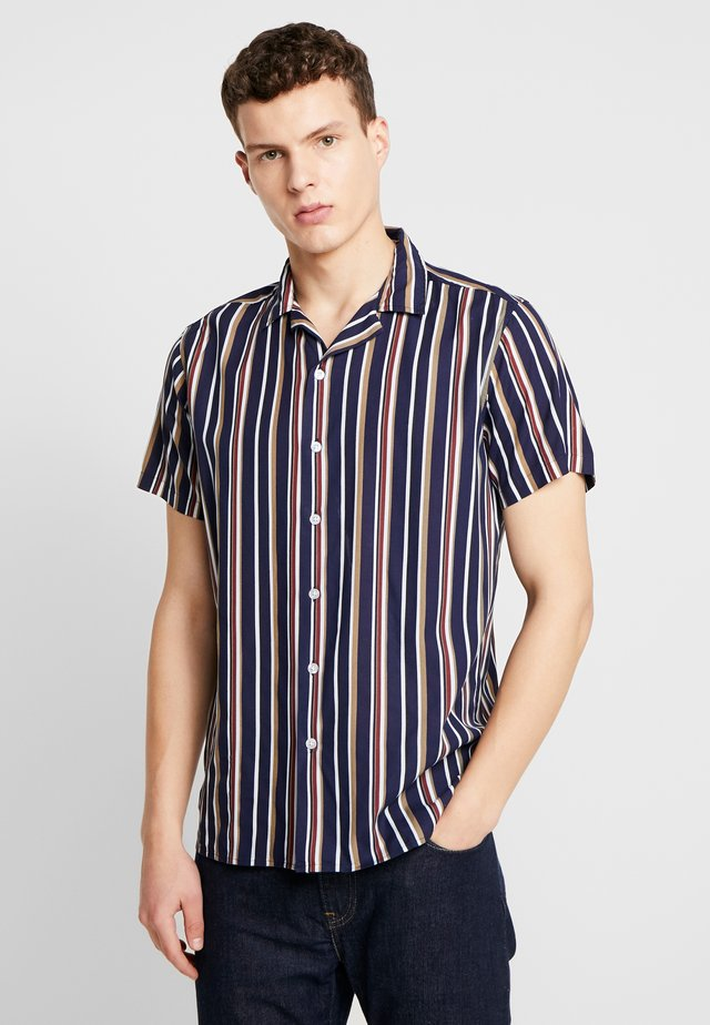 NEHANS  - Shirt - navy