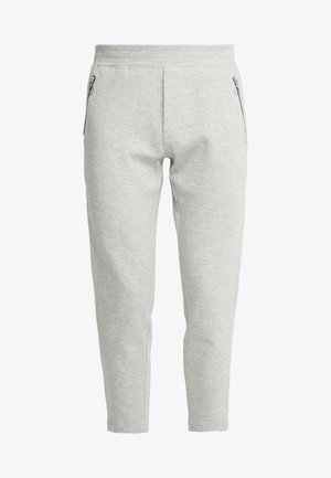 NEMIK PANTS - Pantalon de survêtement - light grey melange