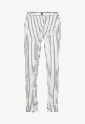 NEDURAN PANTS - Trousers - offwhite