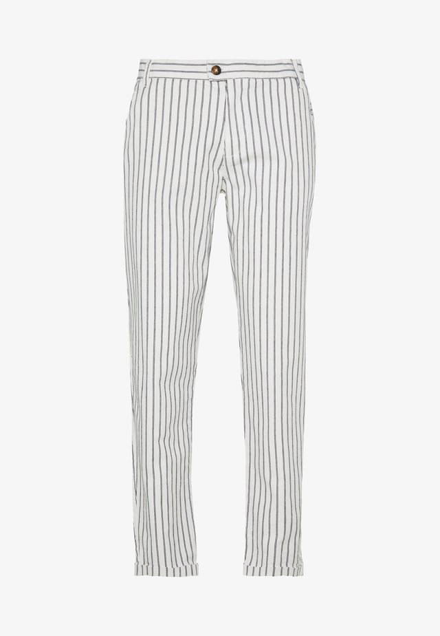 DURAN PANTS - Chinos - offwhite
