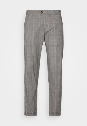 NEDURAN PANTS - Trousers - grey check