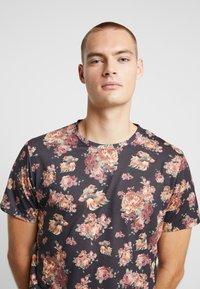 Nerve - NENILLER TEE - T-shirt print - black - 3