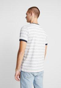 Nerve - NENAF TEE - T-shirt print - white - 2