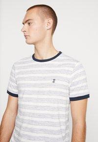 Nerve - NENAF TEE - T-shirt print - white - 3