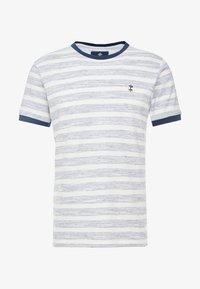 Nerve - NENAF TEE - T-shirt print - white - 4