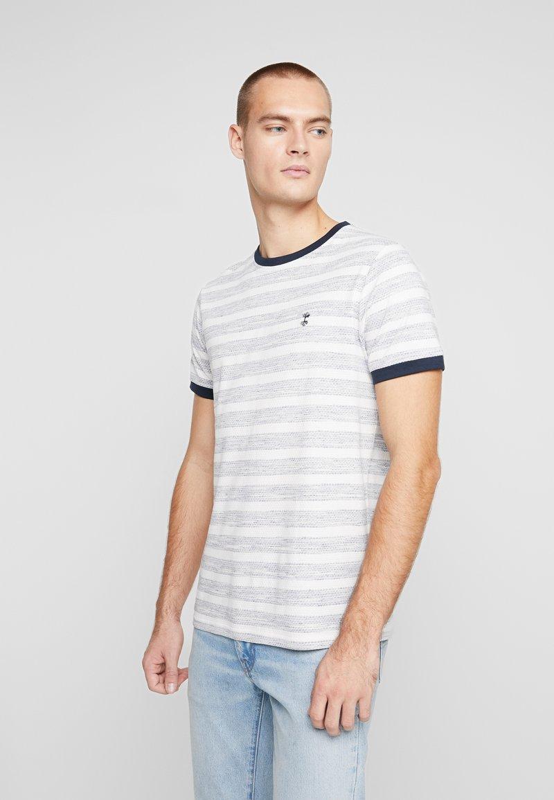 Nerve - NENAF TEE - T-shirt print - white