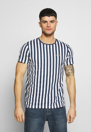 NICKSON TEE - T-shirt imprimé - ensign blue