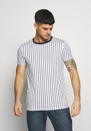 NETEMPLE TEE - Print T-shirt - pristine