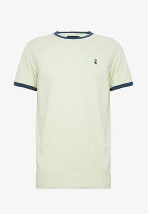 NECHAZ TEE - Camiseta estampada - fog green