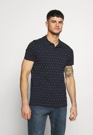 BOW TEE - Polo - navy blazer