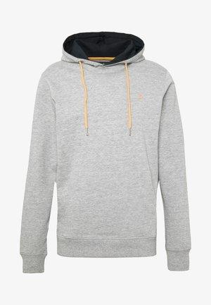 NECARDEN - Hoodie - light grey melange