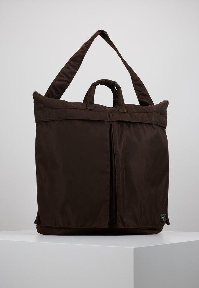 PORTER YOSHIDA X NEXUS VII - Tote bag - brown