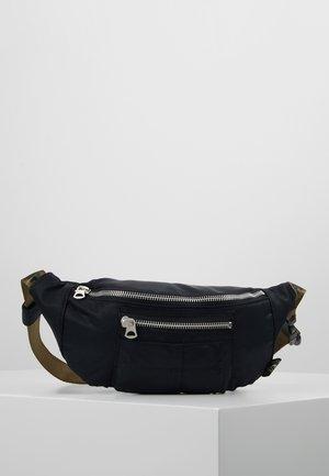 PORTER YOSHIDA X NEXUS VII WAISTBAG - Bum bag - black