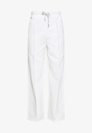 SEAM JOGGER - Pantalon de survêtement - cream