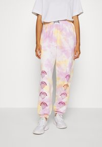 NEW girl ORDER - STRAWBERRY JOGGERS  - Tracksuit bottoms - multi - 0