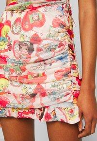 NEW girl ORDER - DOLL SKIRT - Mini skirt - multi - 4