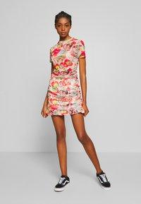 NEW girl ORDER - DOLL SKIRT - Mini skirt - multi - 1