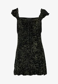 NEW girl ORDER - CONSTELLATION DRESS - Koktejlové šaty / šaty na párty - black - 4