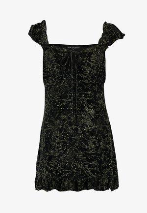 CONSTELLATION DRESS - Cocktailjurk - black