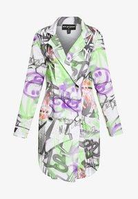 NEW girl ORDER - GRAFITTI BLAZER DRESS - Day dress - multi - 4