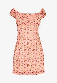 NEW girl ORDER - CHERRY LOLITA DRESS - Denní šaty - pink - 3