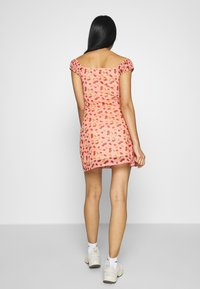 NEW girl ORDER - CHERRY LOLITA DRESS - Denní šaty - pink - 2