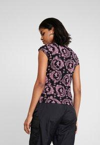 NEW girl ORDER - KANJU TEE - T-shirt imprimé - black - 2