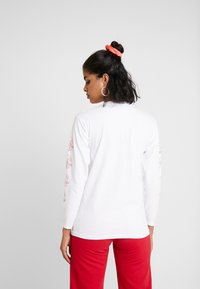 NEW girl ORDER - GOOD LUCK - Pitkähihainen paita - white - 2