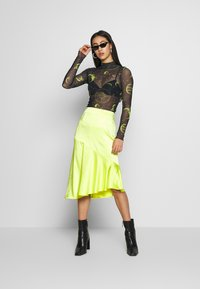 NEW girl ORDER - MOON  - Long sleeved top - black - 1
