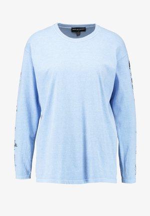 WHATS YOUR SIGN - Pitkähihainen paita - blue