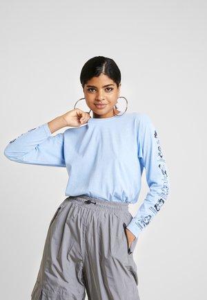WHATS YOUR SIGN - T-shirt à manches longues - blue