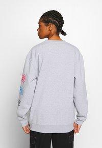 NEW girl ORDER - I LOVE - Sweatshirts - grey - 2