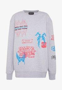 NEW girl ORDER - I LOVE - Sweatshirts - grey - 3