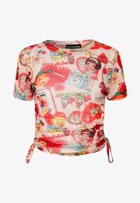 NEW girl ORDER - DOLL - Print T-shirt - multi coloured - 3