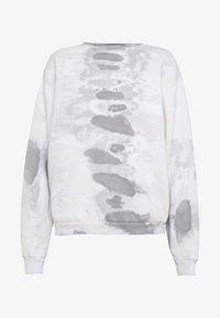 NEW girl ORDER - TIE DYE  - Sweatshirt - grey - 4