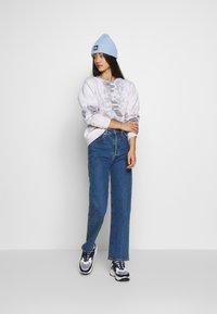 NEW girl ORDER - TIE DYE  - Sweatshirt - grey - 1