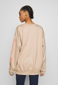 NEW girl ORDER - ROES - Sweatshirt - beige - 2