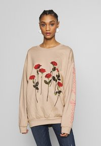 NEW girl ORDER - ROES - Sweatshirt - beige - 0