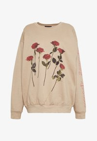NEW girl ORDER - ROES - Sweatshirt - beige - 3