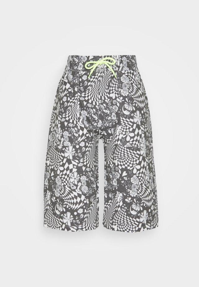 MONO BOARD SPORT SHORTS - Shorts - black/white