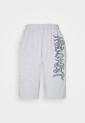 TIE DYE SPORT - Pantaloni sportivi - grey