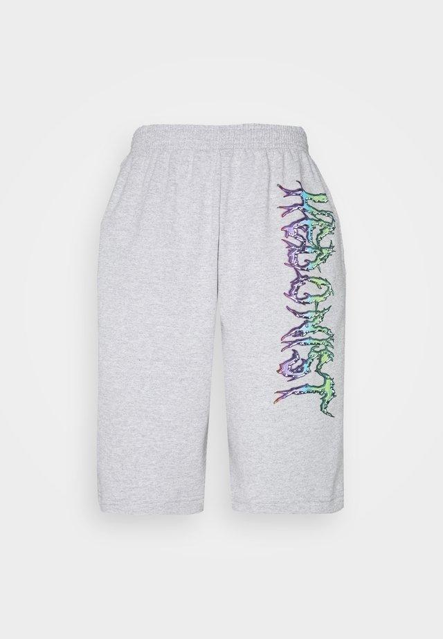 TIE DYE SPORT - Teplákové kalhoty - grey