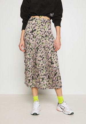FLORAL BEATRICE SKIRT - A-line skirt - green