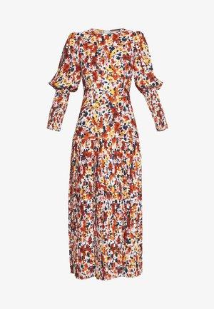 BLOSSOM DAKOTA DRESS - Korte jurk - orange